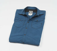 *** G-STAR RAW *** Men's long sleeved Casual Shirt Size Large