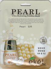 EKEL Ultra Hydrating Essence Mask Korean Masksheet cosmetics PEARL 1 pcs