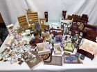 VINTAGE DOLLS HOUSE JOB LOT OF FURNITURE AND ACCESSORIES
