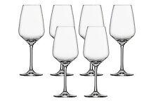 Spülmaschinenfeste Weißweingläser aus Kristall