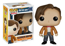 """Funko Pop TV Doctor Who Dr #11 Vinyl Action Figure 4628 Collectible Toy, 3.75"""""""