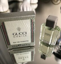 NewGucci Nobile Eau de Toilette 1.5ml EdT Mini Highly Collectible