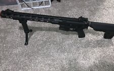 KWA Airsoft RM4 Ronin RECON ML Black, Slightly Used 390-410 FPS