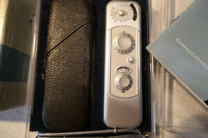 Minox B Silber mit OVP Topwie neu