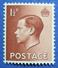 1936 Great Britain 1 1/2d Scott# 232 S.G.#459 Unused Nh Cs04050