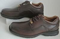 JARMAN Men's Brown Casual Dress Oxford, Shoes~You Choose Sizes 8-12~New w/ Tags
