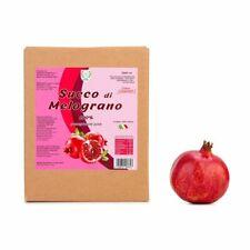 Succo di Melograno 100%  bag in box 3 Lt