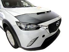 CAR HOOD BRA Mazda CX-3 CX3 since 2015 NOSE FRONT END MASK