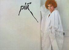 ORNELLA VANONI disco LP 33 giri PIU' stampa ITALIANA 1977 MADE in ITALY