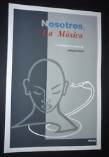WE ARE THE MUSIC Cuba Silk-screen Poster for Movie About Cuban Musical Heritage