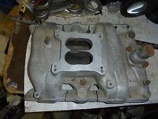 Aluminum Intake Pontiac 5720 Offy 360 welded IMCA UMP IHRA NHRA RAT ROD WISSOTA
