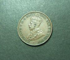 1923 Australian Half Penny,
