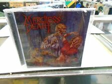 Merciless Death Evil in the Night (CD, Mar-2007, Heavy Artillery Records) VG+