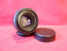 lente obiettivo Minolta AF 50mm 1: 1,7 (22) 49mm