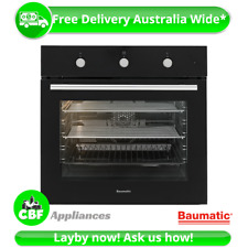 Baumatic BO5M 60cm 600mm Electric Oven Grill Convection Built In 81 Litre 5 Func
