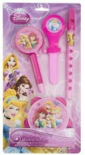 Disney Princess 4 teiliges Musik-Set NEU