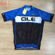 Mens Breathable Cycling Jersey Bike Shirt Summer Short Sleeve Bicycle Clothing L
