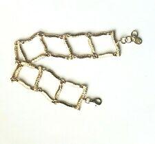 Designer Bracelet, TOUS, 18K Yellow Gold