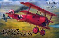 1/32 Meng #QS-002 Fokker Dr.1 Triplane