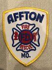 AFFTON, MISSOURI FIRE DEPARTMENT PATCH MO