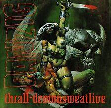 "DANZIG - THRALL DEMONSWEATLIVE CD (1993) GLENN DANZIG"" ""SAMHAIN"", ""MISFITS"", SH"