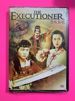 The Executioner (DVD) Joey Wong, Jimmy Wang Yu New Factory Sealed