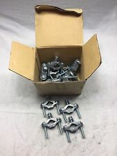 """Thomas & Betts Blackburn BJ1 Die Cast Clamp Water Pipe Size 1/2"""" to 1"""" Lot of 16"""