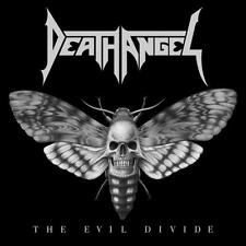 Death Angel- The Evil Divide CD 2016 jewel case thrash Nuclear Blast press