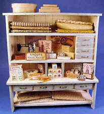 Seamstress/sewing room display  - 1/12 scale