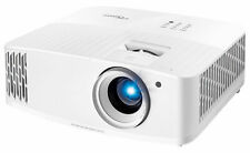 Optoma UHD30 4K UHD Home Theater and 1080p 240Hz Gaming Projector, 3400 Lumens