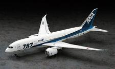 ANA Boeing B787-8 Aircraft Plastic Kit 1:200 Model HASEGAWA