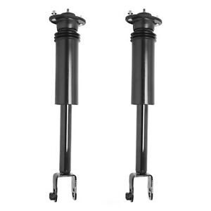 BuyAutoParts 75-825102N New For Cadillac CTS 2003 2004 2005 2006 2007 Pair Rear Shock Absorber Set