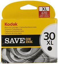 Genuine Kodak 30XL Black Ink Cartridge 30BXL Kodak ESP C315 C310 C110 3.2 S  1.2