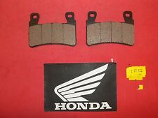27-123 Honda Road Bike FRONT Brake Pads CBR 600 99-06 CB 1100 13-14 600RR 296