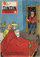 JOURNAL DE TINTIN N°514 - 28 AOUT 1958 COUVERTURE TIBET