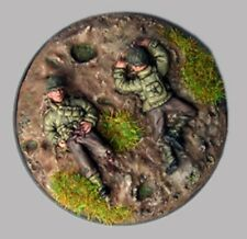 CP Models US7 20mm Diecast WWII USA Casualties Set 2