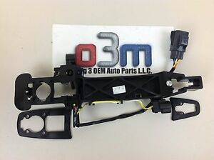 05-07 Cadillac STS RH Passenger Side Front Door Handle HOUSING  new OEM 19120307