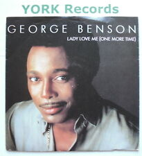 """GEORGE BENSON - Lady Love Me - Excellent Con 7"""" Single Warner Brothers W 9614"""