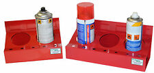 2 Stück Magnet Spraydosen Set f 5 Dosen Dosenhalter Werkzeughalter Werkzeug