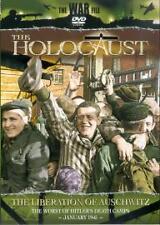 The Holocaust. Liberation Of Auschwitz. Dvd. Region 0. Region Free. WWII. WW2