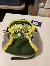 Mountaintop Daypack M6142 Daypack small backpack bag Forrest green NWT