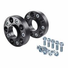 EIBACH SYSTEM-4 30MM WHEEL SPACERS FOR MAZDA RX 8 SE17 03-12 PAIR BLACK