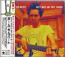 PAUL GILBERT GET OUT OF MY YARD JAPAN 2006 CD - BRAND NEW/SEALED & GIFT PERFECT!