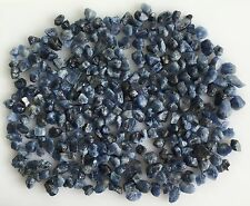 500 CT SCOOP NATURAL BLUE SAPPHIRE ROUGH GEMSTONES LOOSE LOT RAW BURMA UNTREATED