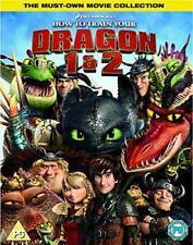 How To Train Your Dragon 1 and 2 Box Set (DVD) [2018]
