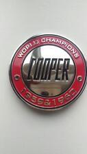 Mini Cooper Countryman Classic Clubman Badge grill badge Classic emblem badge