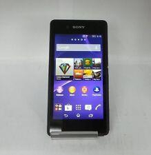 Sony Xperia E3 D2206 - 2GB - Black (Wind Mobile) Smartphone