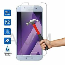 Genuine Tempered Glass Film Screen Protector For Samsung Galaxy A7 2017
