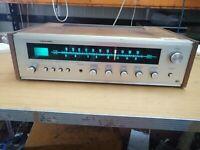 Vintage Realistic STA-76 stereo receiver amplifier w/ phono and quatravox (640)
