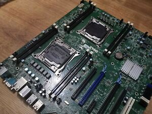 Dell Precision T7810 dual socket motherboard 0GWHMW / GWHMW - Spares or Repairs